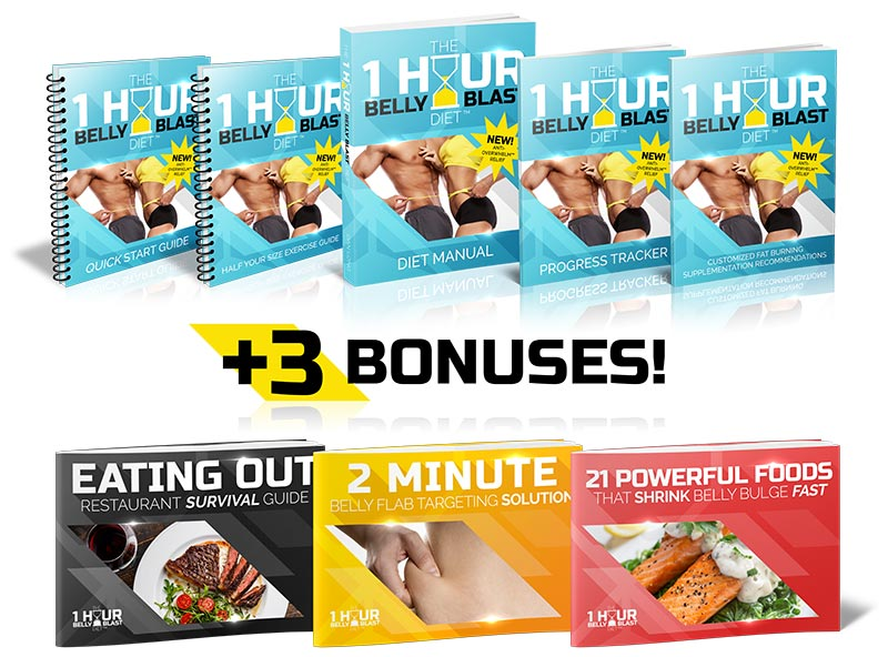 1 hour belly blast diet Eat What You Want Lost Over 73 Pounds