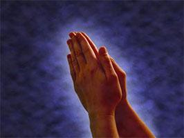praying - The 1 Hour Belly Blast Diet
